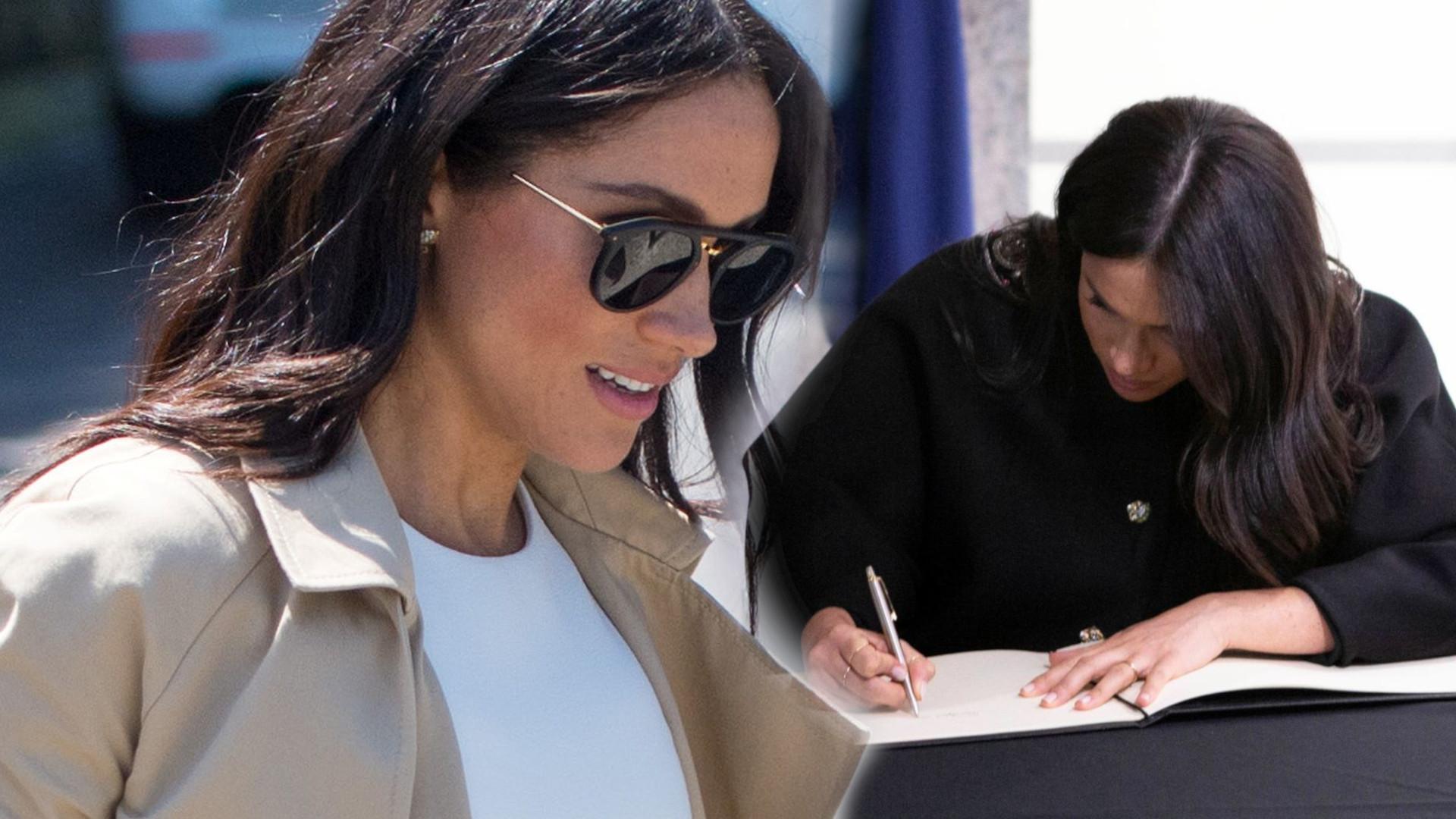 Księżna Meghan zostanie redaktor NACZELNĄ Vogue'a!