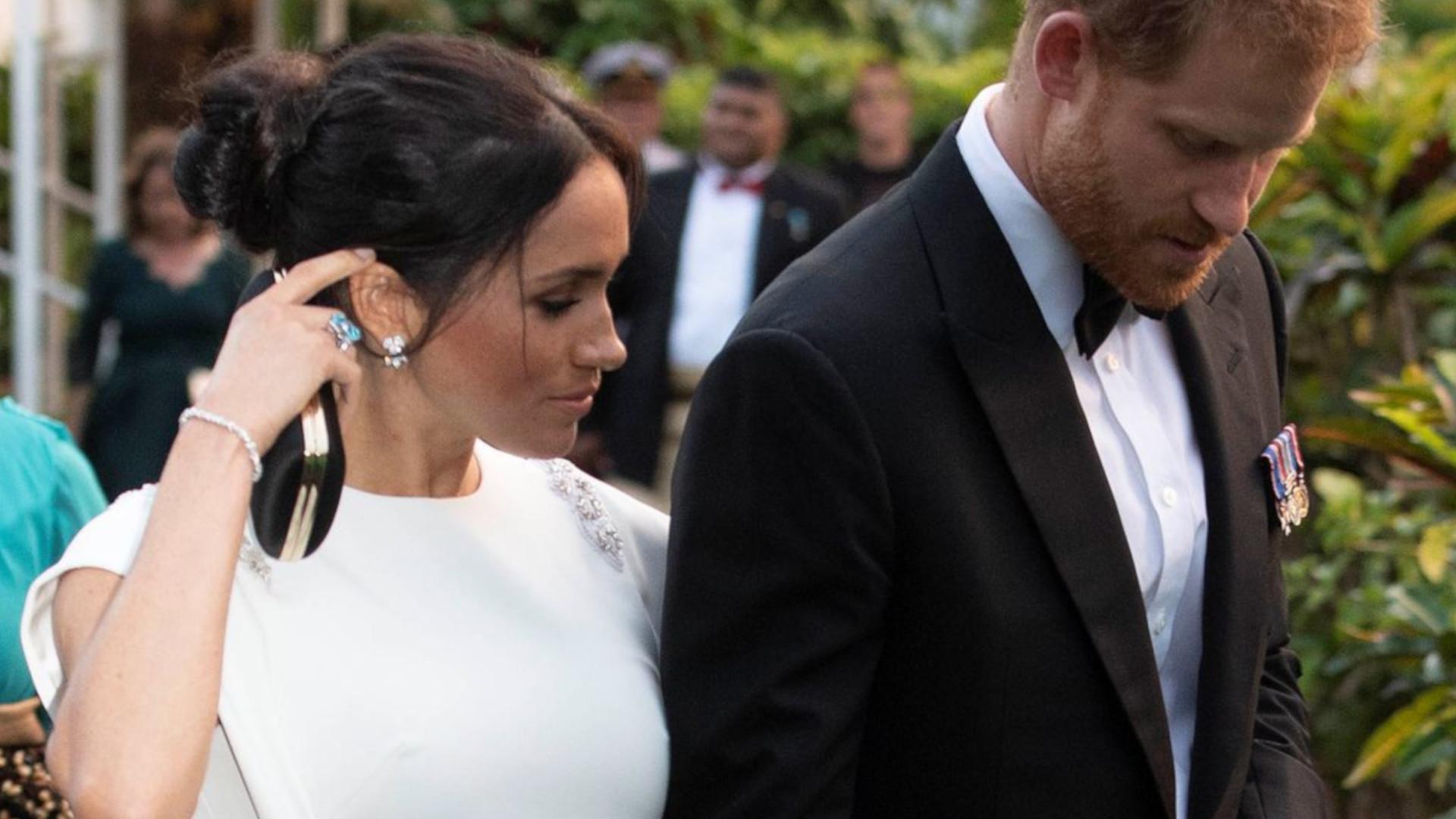 """Polski nastolatek nazwał Harry'ego """"zdrajcą rasy"""" za ślub z Meghan. Usłyszał WYROK"""