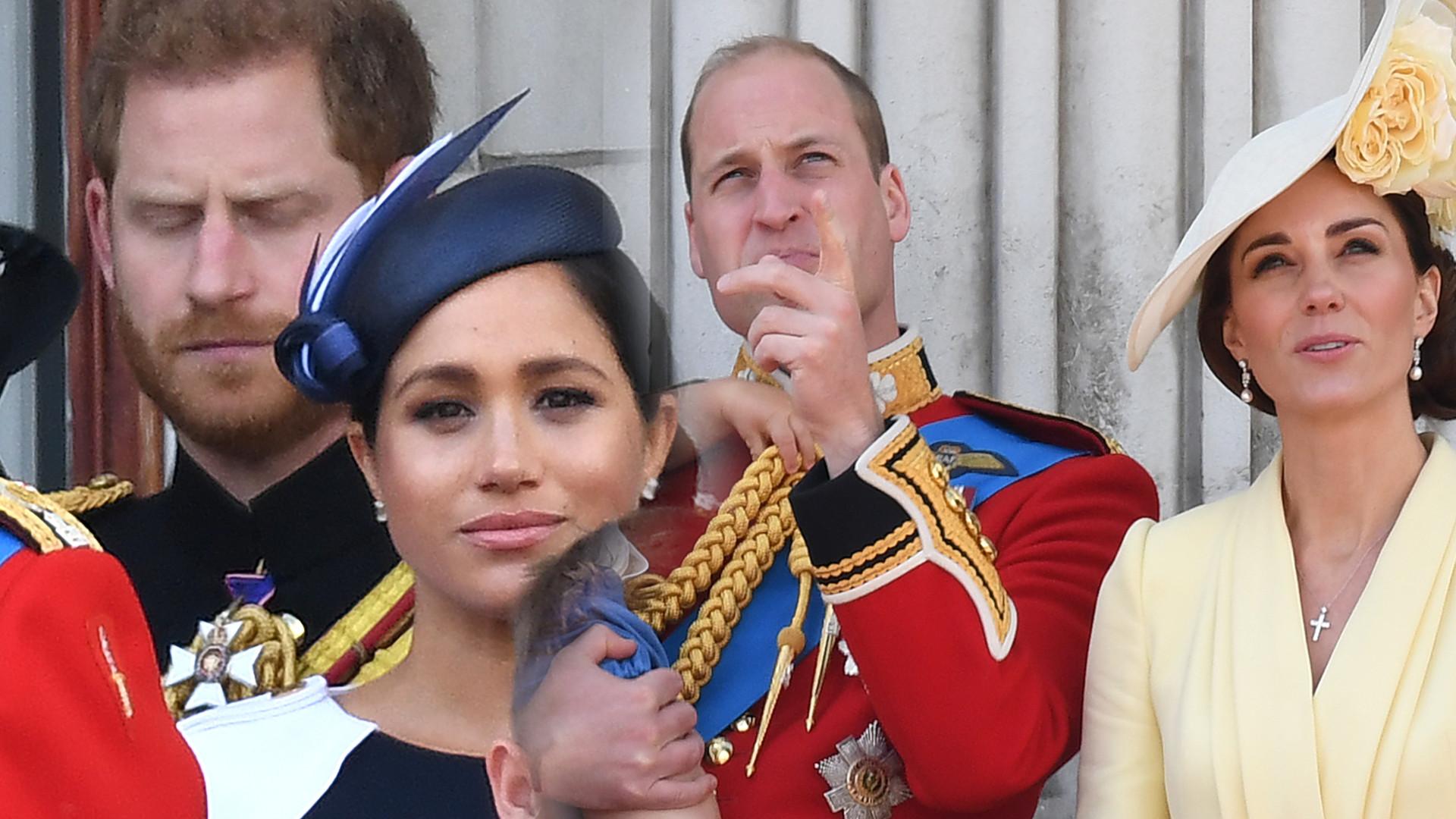 Prawdziwy powód konfliktu Meghan, Harry'ego, Kate i Williama. To dlatego fundacja się rozpadnie?