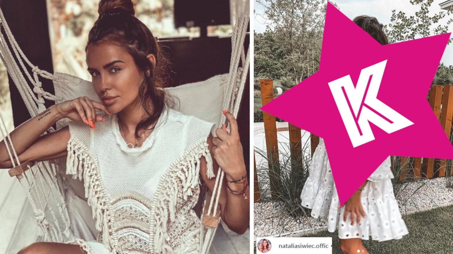 """Natalia Siwiec dodała nowe zdjęcie na Instagram. Fani: """"Niezdrowo pani wygląda""""."""