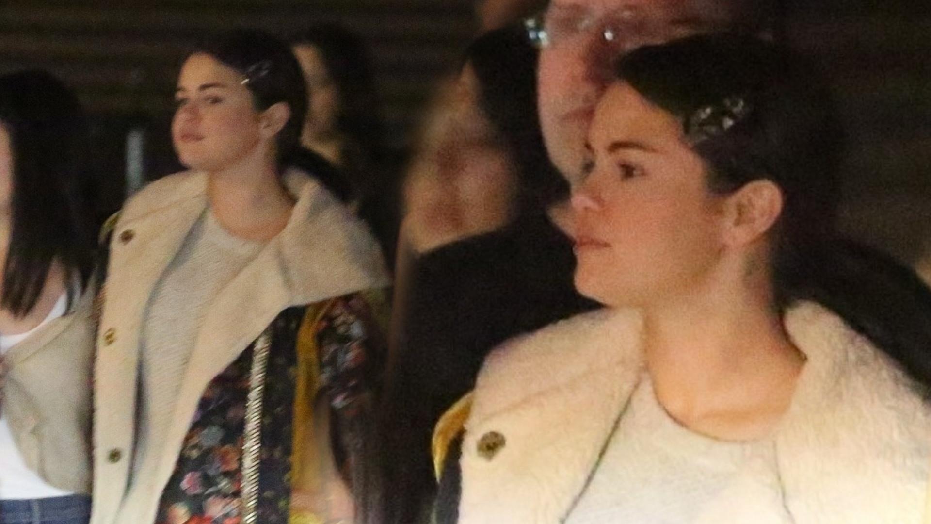 Zupełnie odmieniona Selena Gomez. Nie spodziewacie się, co miała na sobie! (ZDJĘCIA)