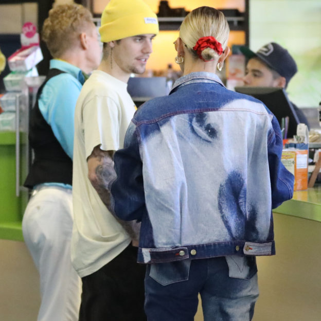 Justin Bieber And Hailey Baldwin Showcase Their Wedding Rings For The Very First Time