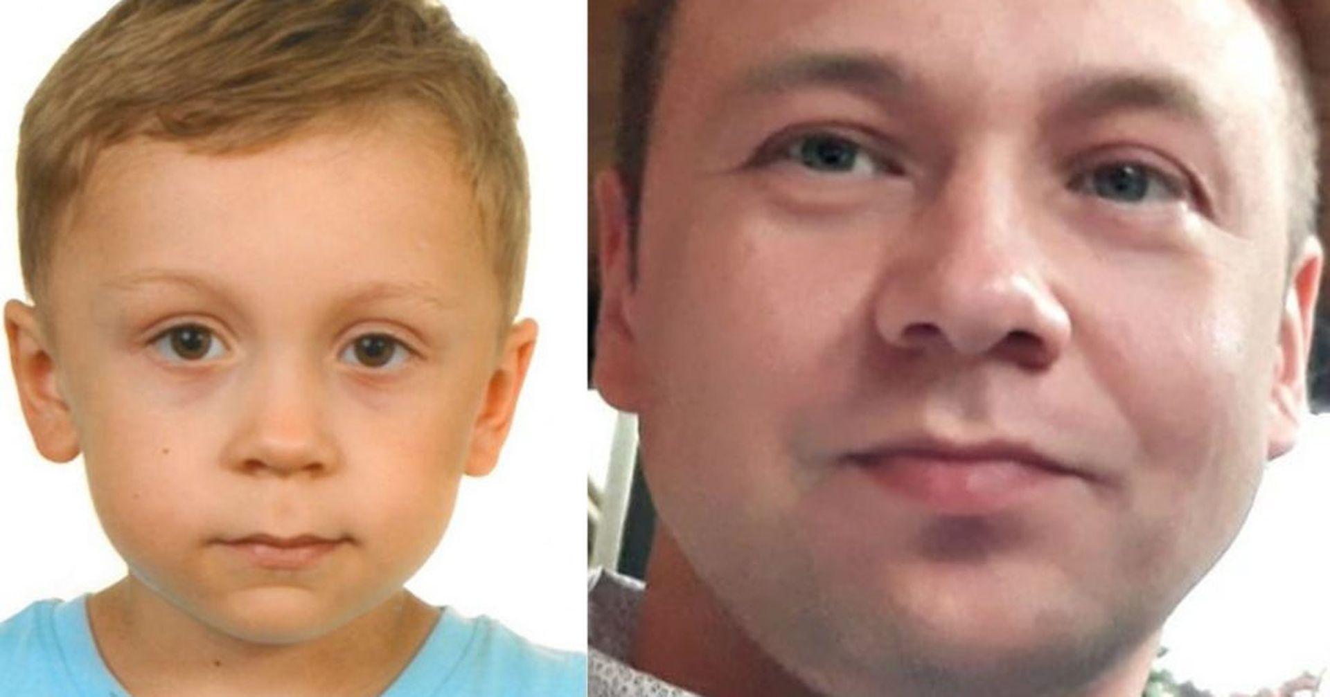 Policja odnalazła ciało 5-letniego Dawida. Sprawdził się najbardziej tragiczny scenariusz