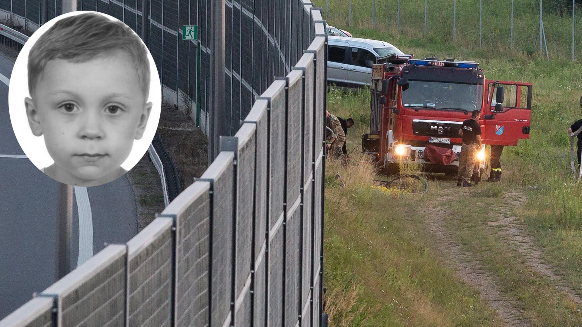 Tu odnaleziono ciało 5-letniego Dawida Żukowskiego (ZDJĘCIA)