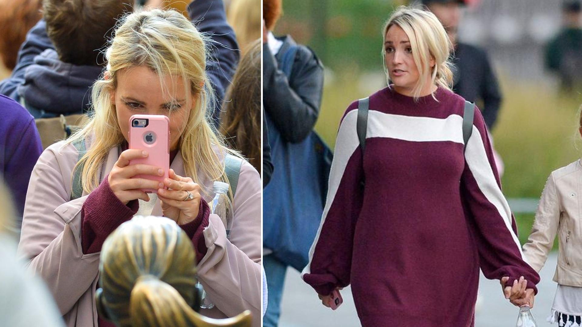 Siostra Britney, Jamie Lynn Spears PRZEFARBOWAŁA włosy i jest BRUNETKĄ!