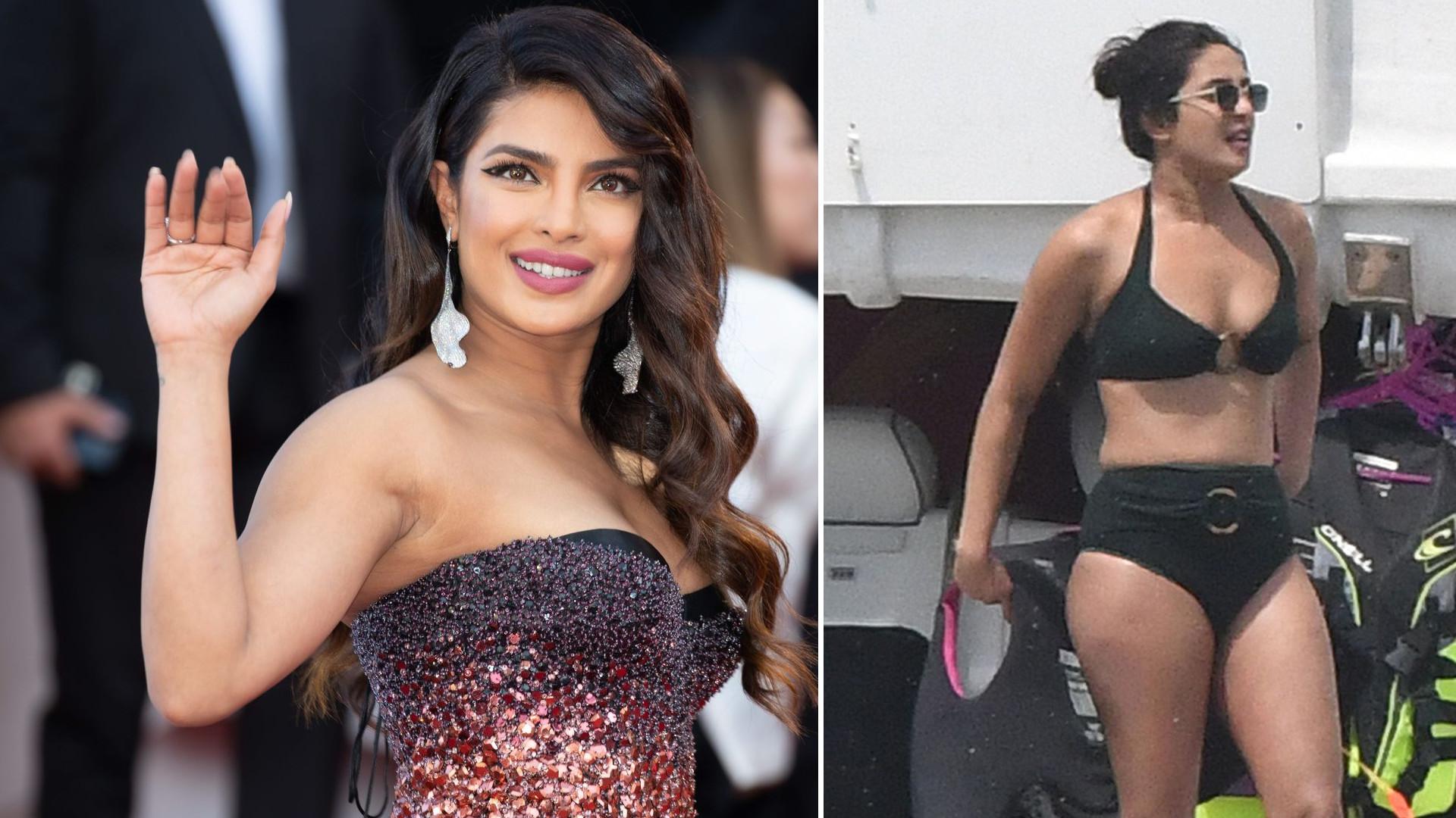 Priyanka Chopra szczerze o swojej figurze