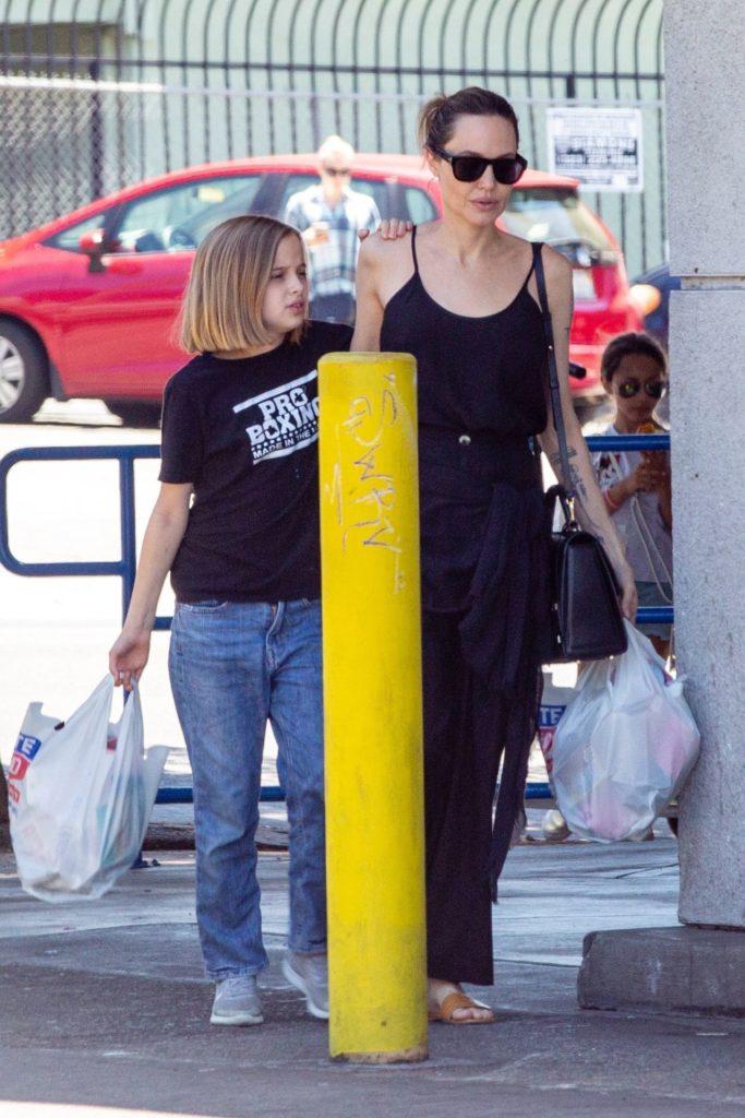 Angelina Jolie z Vivienne