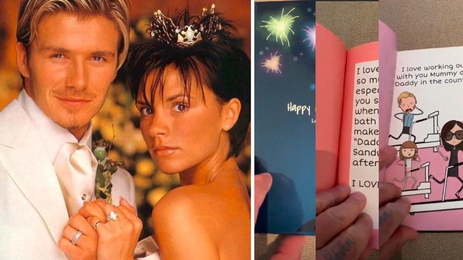 WOW! Harper Beckham podarowała WYJĄTKOWY prezent z okazji rocznicy ślubu – jesteśmy pod wrażeniem