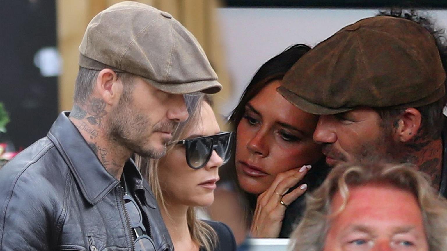 Tak czułej Victorii Beckham jeszcze nie widzieliśmy – Ich miłość nie jest na pokaz