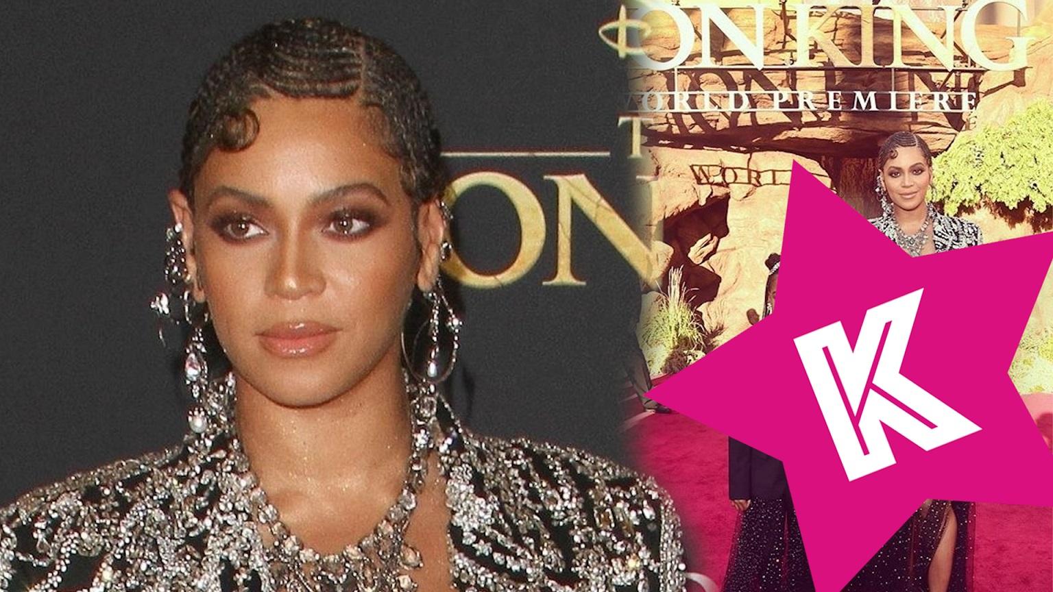 Beyonce z córką Blue Ivy na czerwonym dywanie – Bogini w czystej postaci