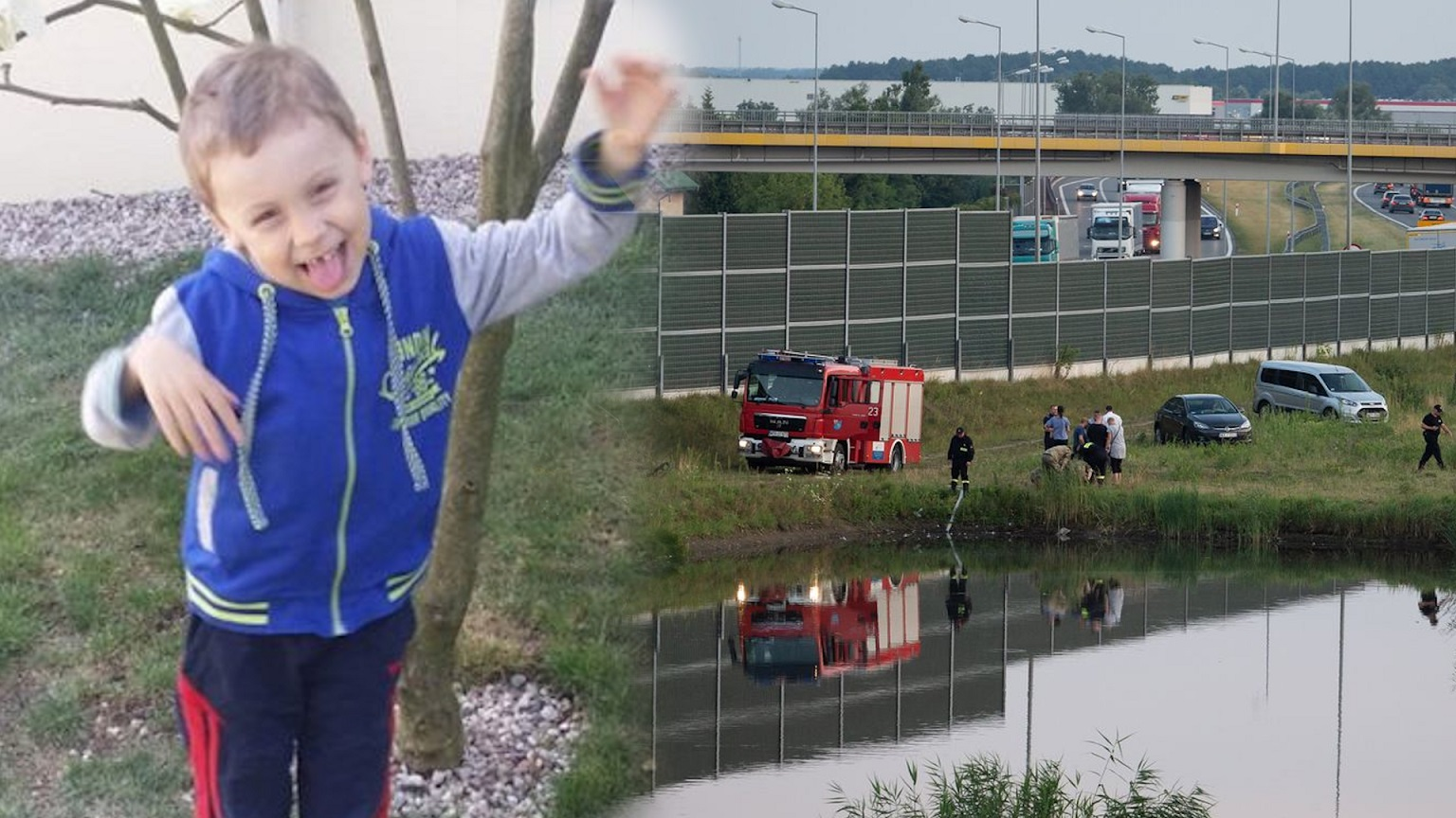 W sobotę znaleziono ciało Dawidka. Są pierwsze przecieki na temat przypuszczalnego powodu śmierci dziecka