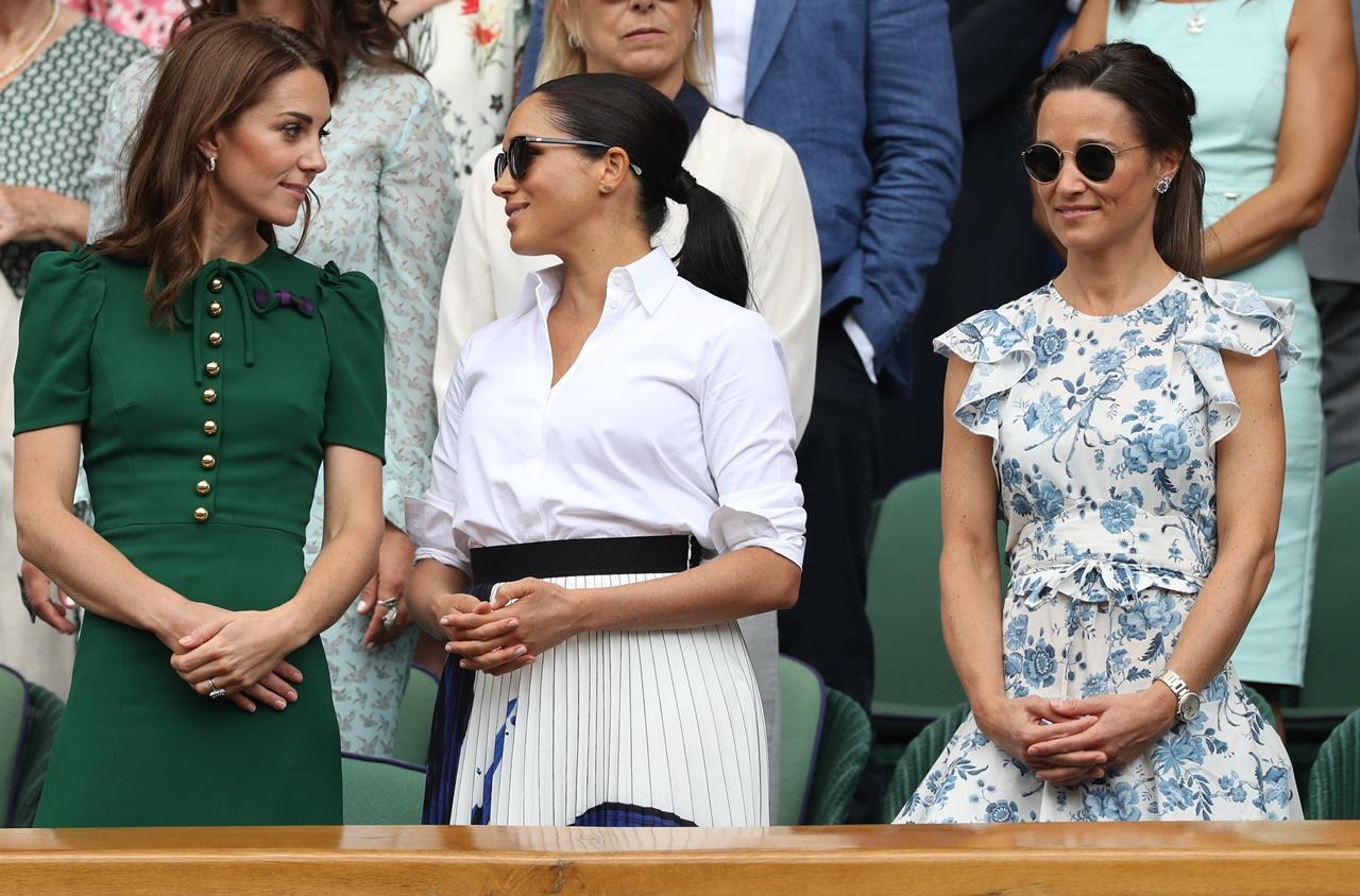 Wimbledon Tennis Championships- Day Twelve