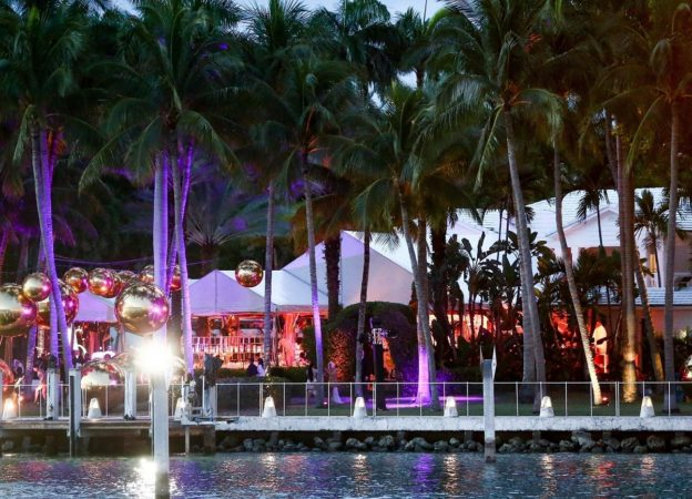 Jennifer Lopez celebrates her 50th birthday with a bang on Star Island in Miami!