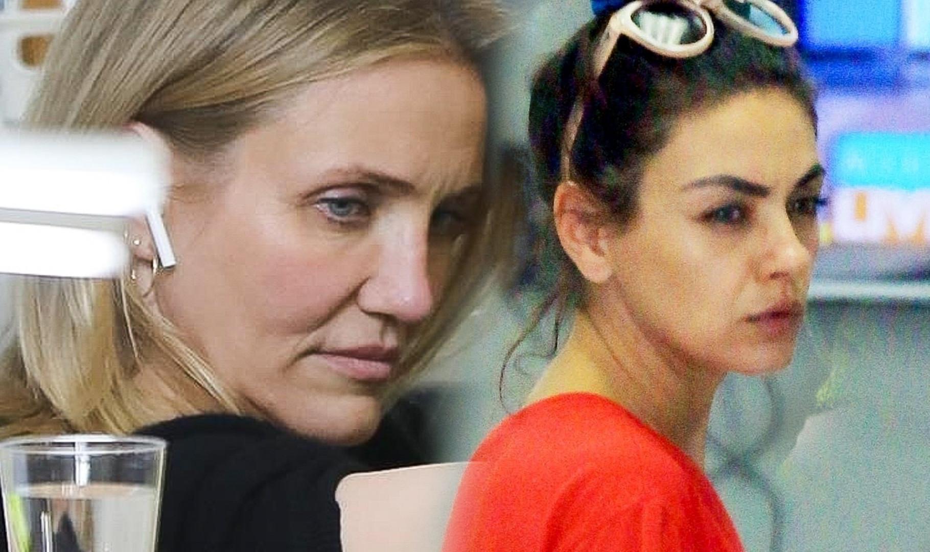 Gwiazdy Hollywood, które zrezygnowały z makijażu, by zachować młodość
