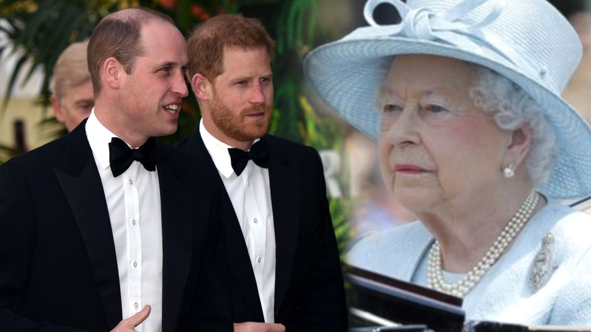 Książę William i książę Harry ZŁAMALI tym serce królowej Elżbiecie