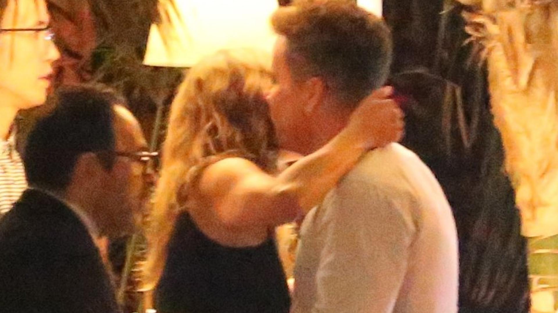 Jennifer Aniston na RANDCE! Czule pożegnała tego mężczyznę (ZDJĘCIA)