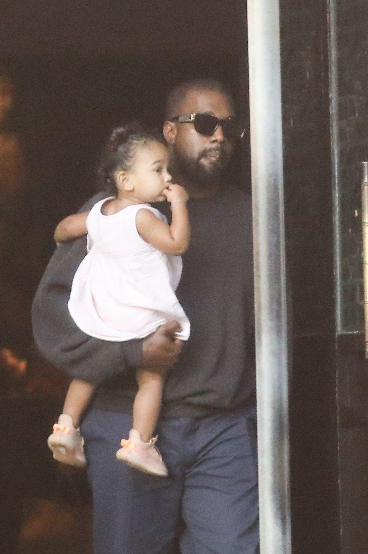 Kanye West z Chicago.
