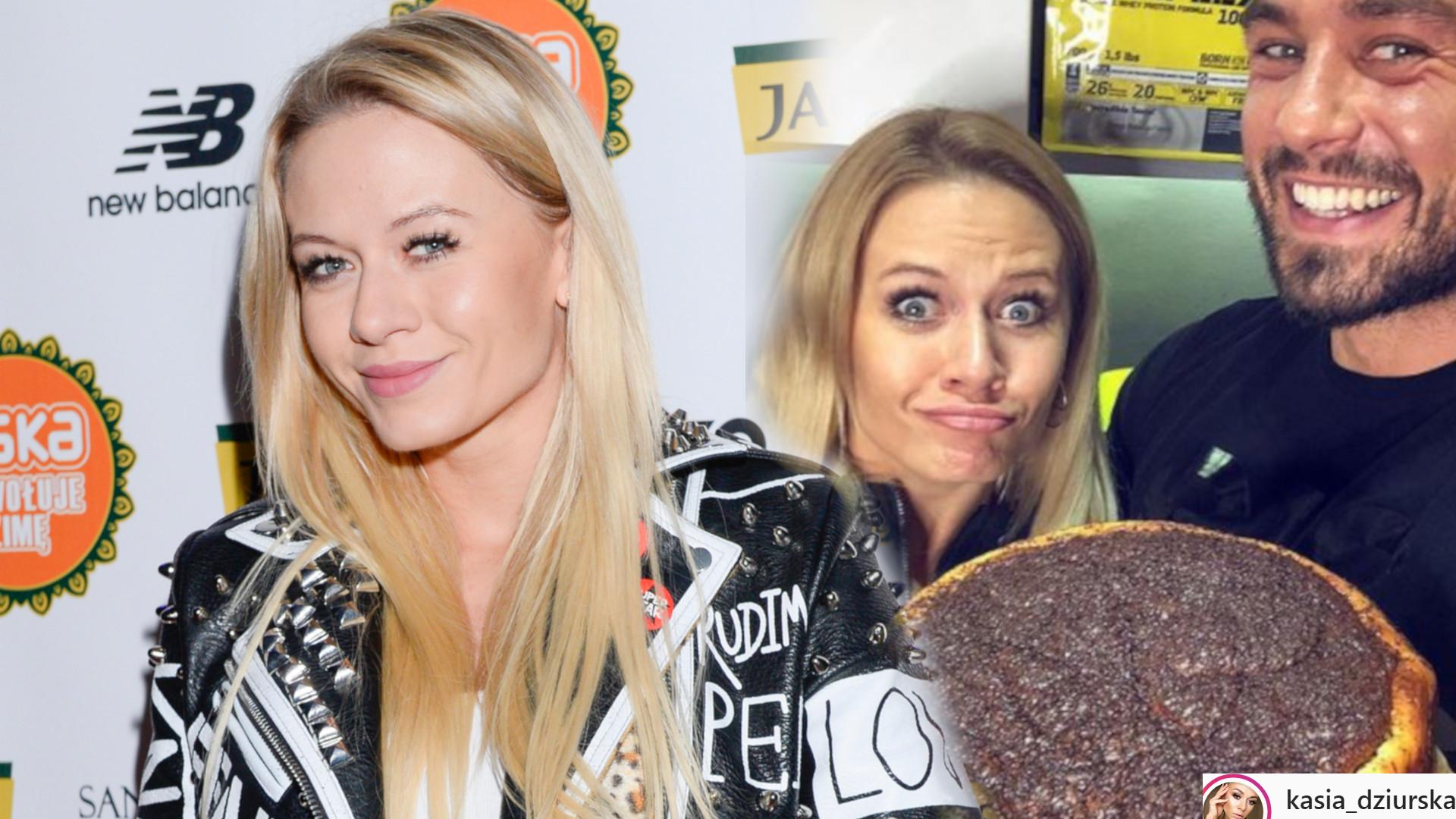Katarzyna Dziurska o swojej DIECIE – jak to robi, że je fast-foody i słodycze, a ma TAKĄ figurę?