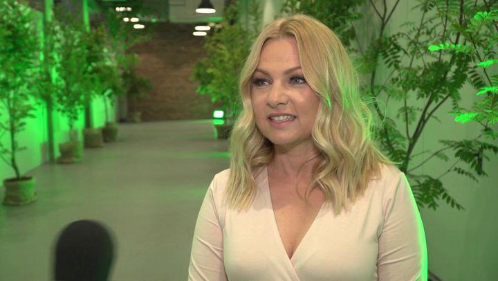 Katarzyna Bujakiewicz zdradza, jakich kosmetyków używa