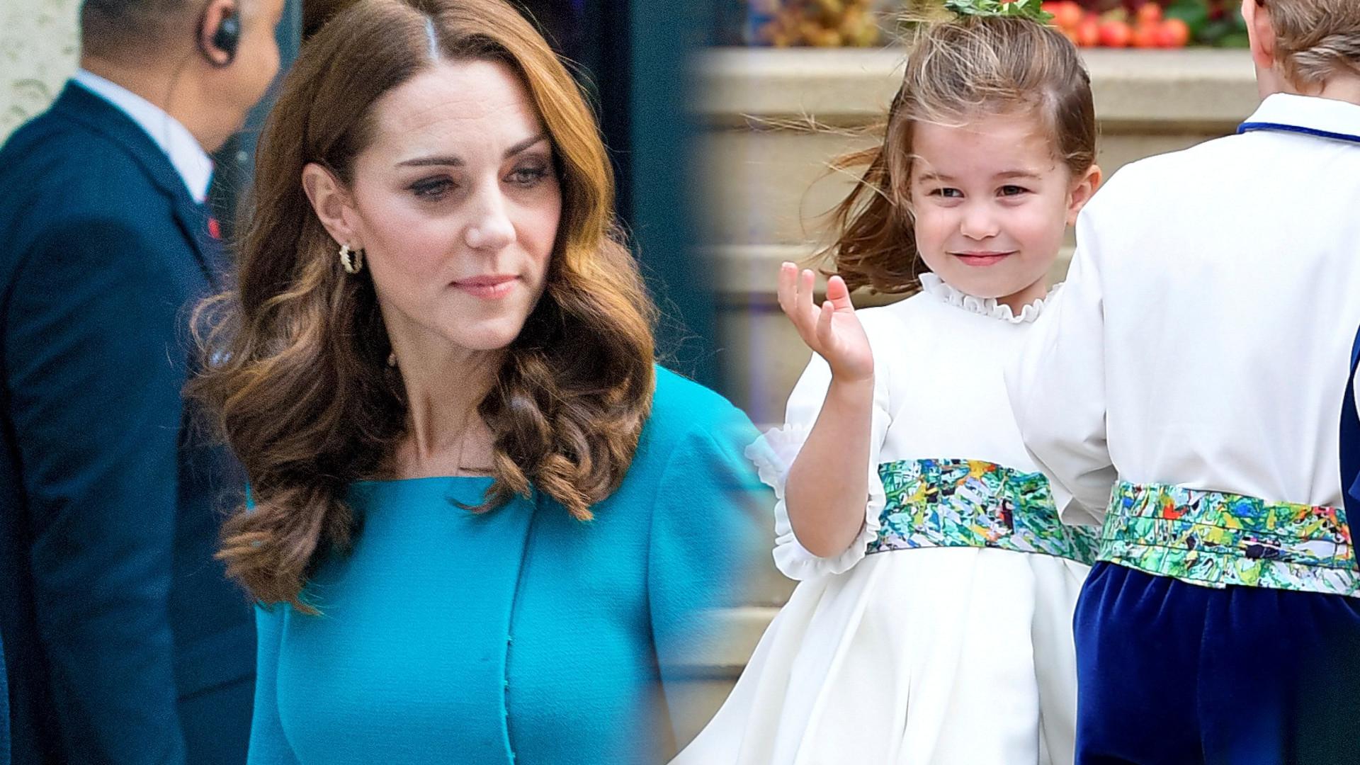 Dzieci księżnej Kate były PRZERAŻONE. Były skazaniec wtargnął do ich pokoju w Pałacu Kensington!