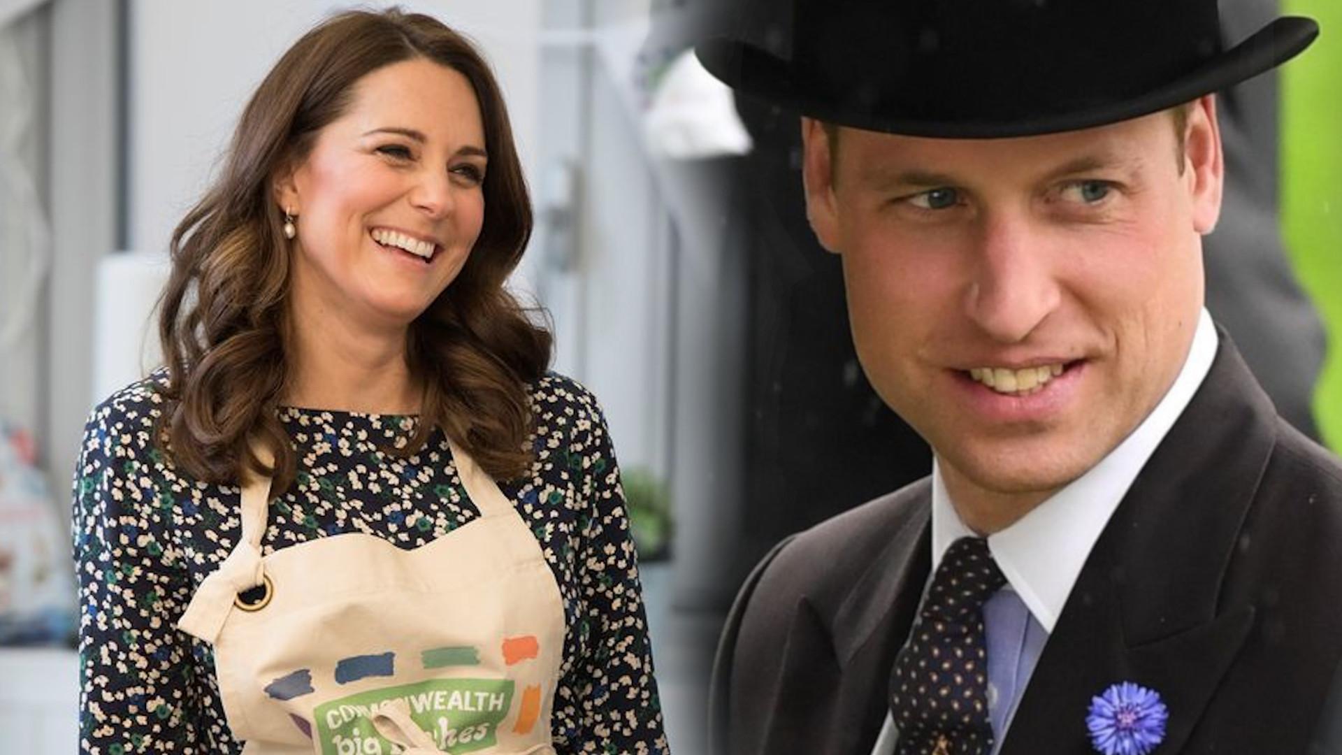 Oto, co księżna Kate GOTUJE księciu Williamowi