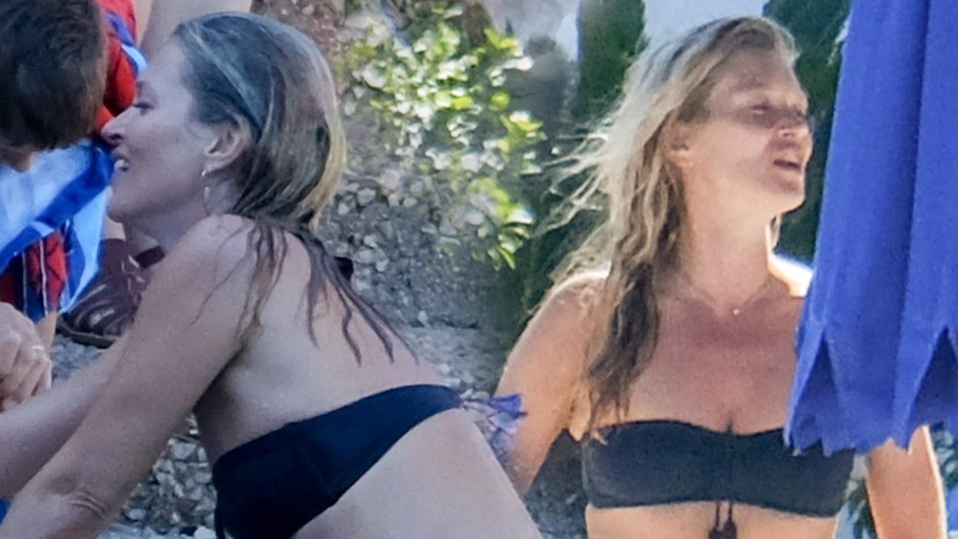 Kate Moss w BIKINI – tak wygląda ciało 45-letniej modelki (ZDJĘCIA)