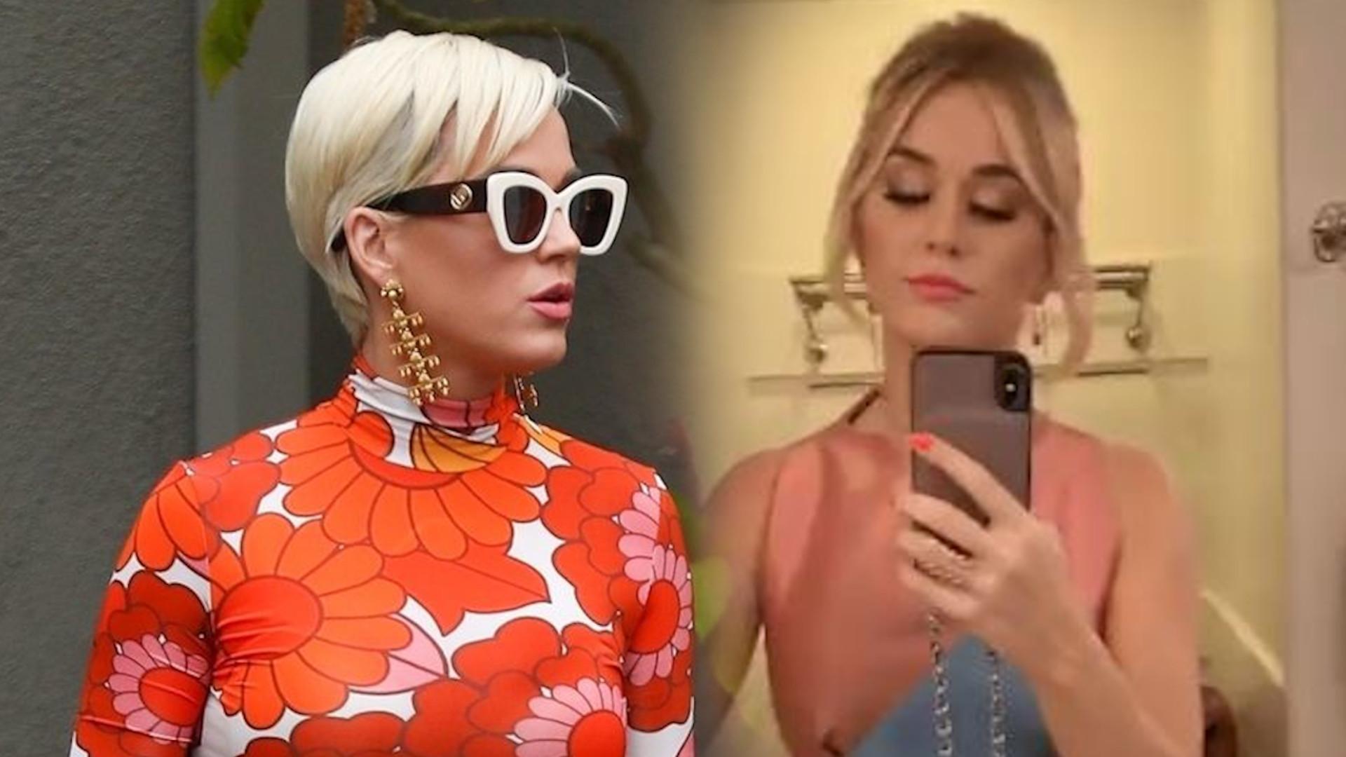 Katy Perry pokazała nowe nagranie na Instagramie – widać powiększony brzuszek!