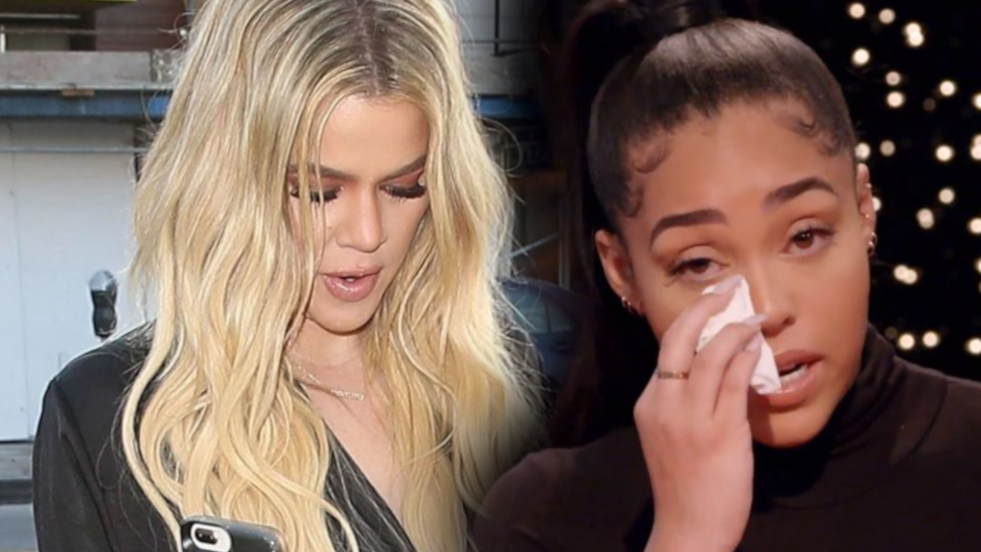 Khloe Kardashian UPOKORZYŁA Jordyn Woods – bardzo ją to zabolało