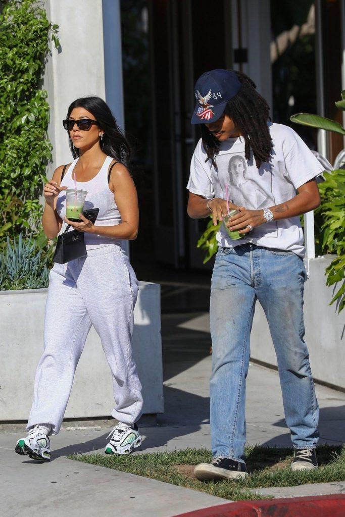 Kourtney Kardashian i Luka Sabbat