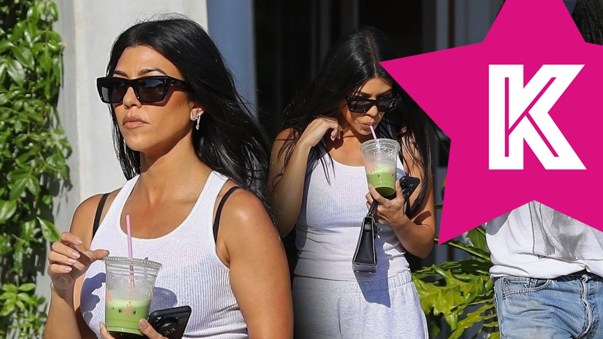 Kourtney Kardashian znów RANDKUJE! I to z NIM (ZDJĘCIA)