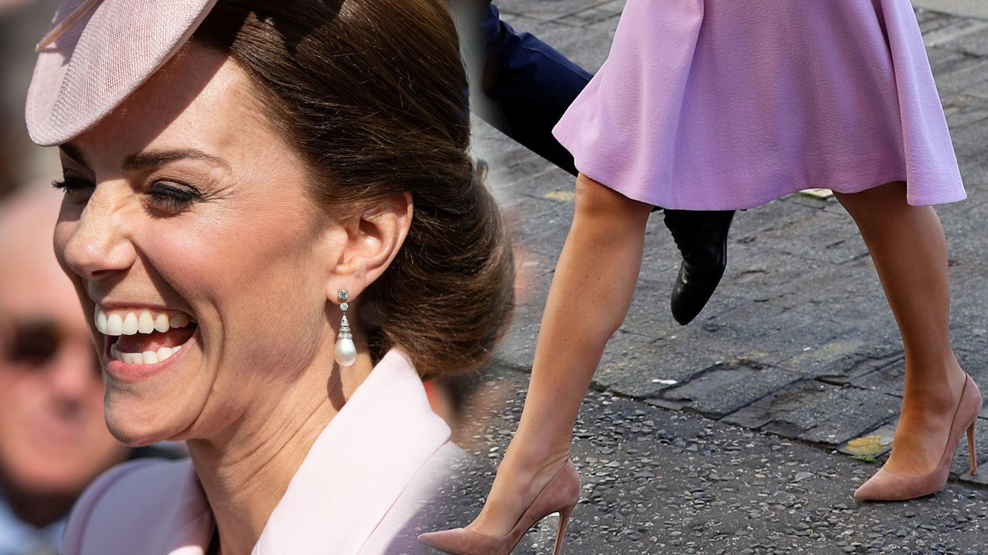 Koniec CIOTKOWATYCH sukienek – już niedługo zobaczymy księżną Kate w nowej odsłonie