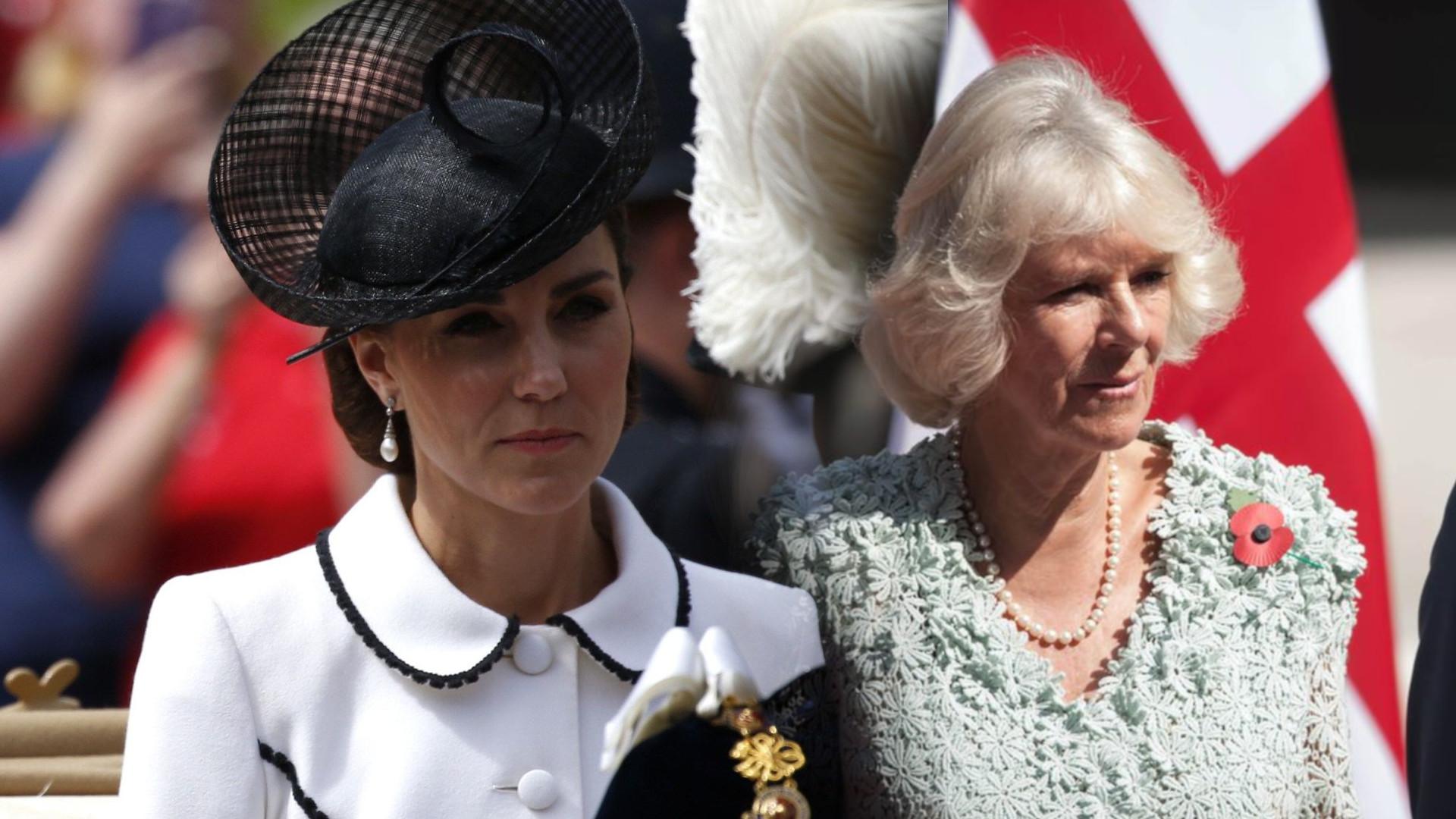 Fani WKURZYLI się na księżną Kate, za to że TAK potraktowała księżną Camillę