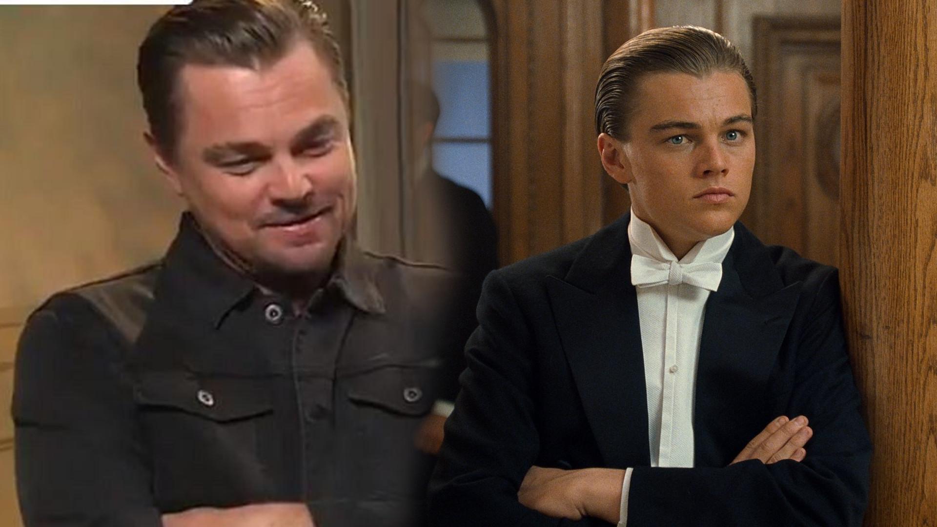Czy Jack mógł wdrapać się na drzwi razem z Rose i przeżyć? Reakcja Leonardo DiCaprio na to pytanie jest BEZCENNA