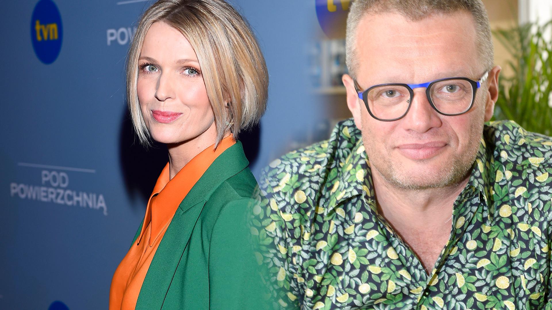 Magda Mołek i Marcin Meller OFICJALNIE pożegnali TVN. Wydali oświadczenia