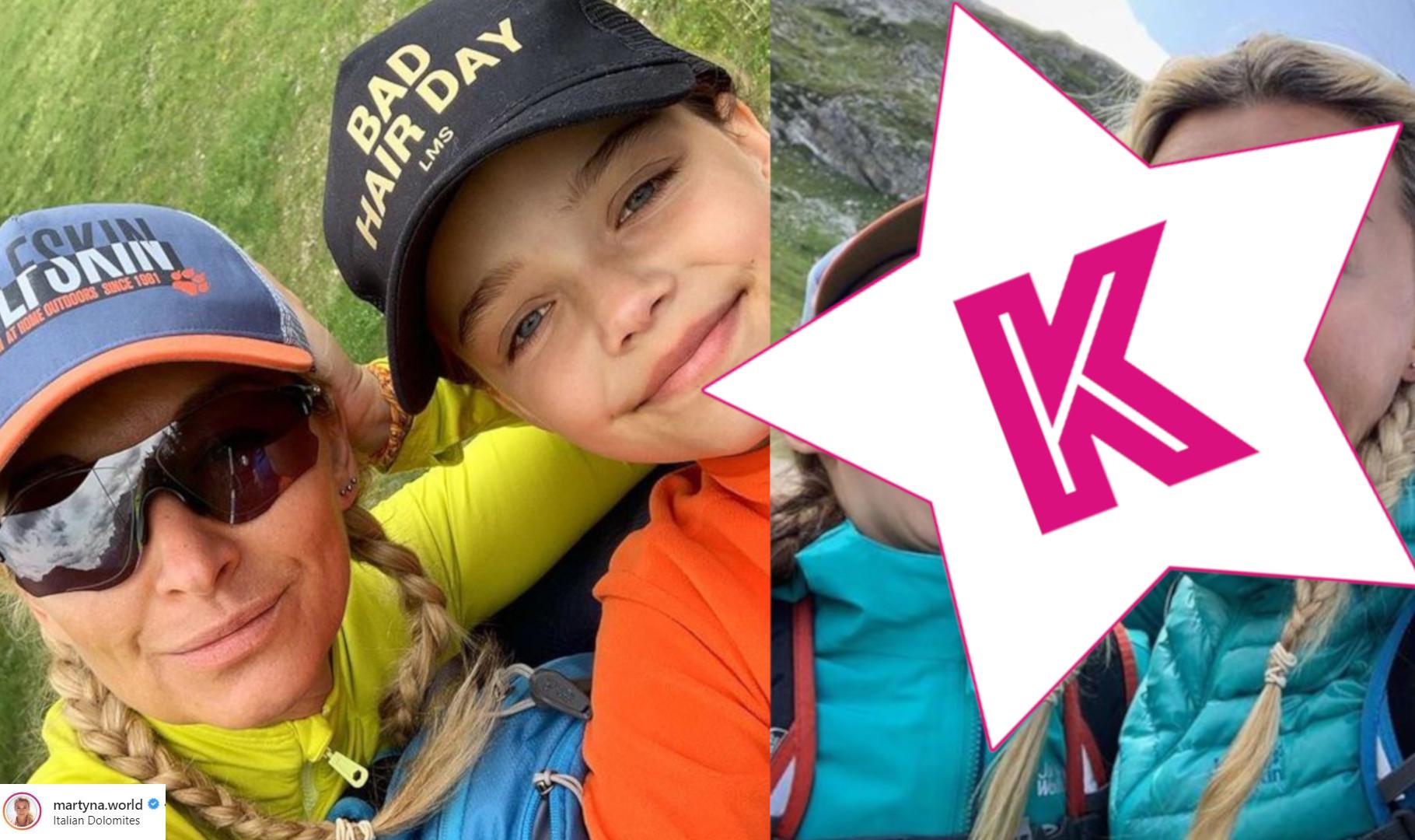 Martyna Wojciechowska wstawiła zabawne zdjęcie z córką – Marysią. Ale MINY!