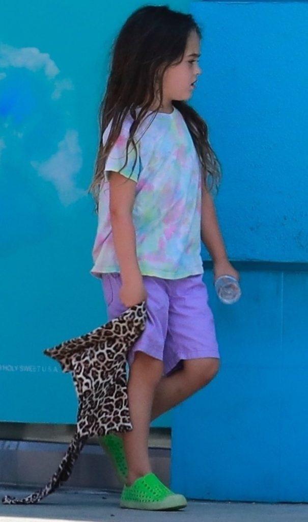 Bohdi - syn Megan Fox