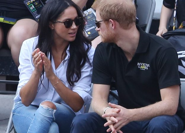 Prince Harry and his Girlfriend Meghan Markle Step Out for Their First Public Engagement Together at Invictus Games in Toronto, Looking Very Much In Love