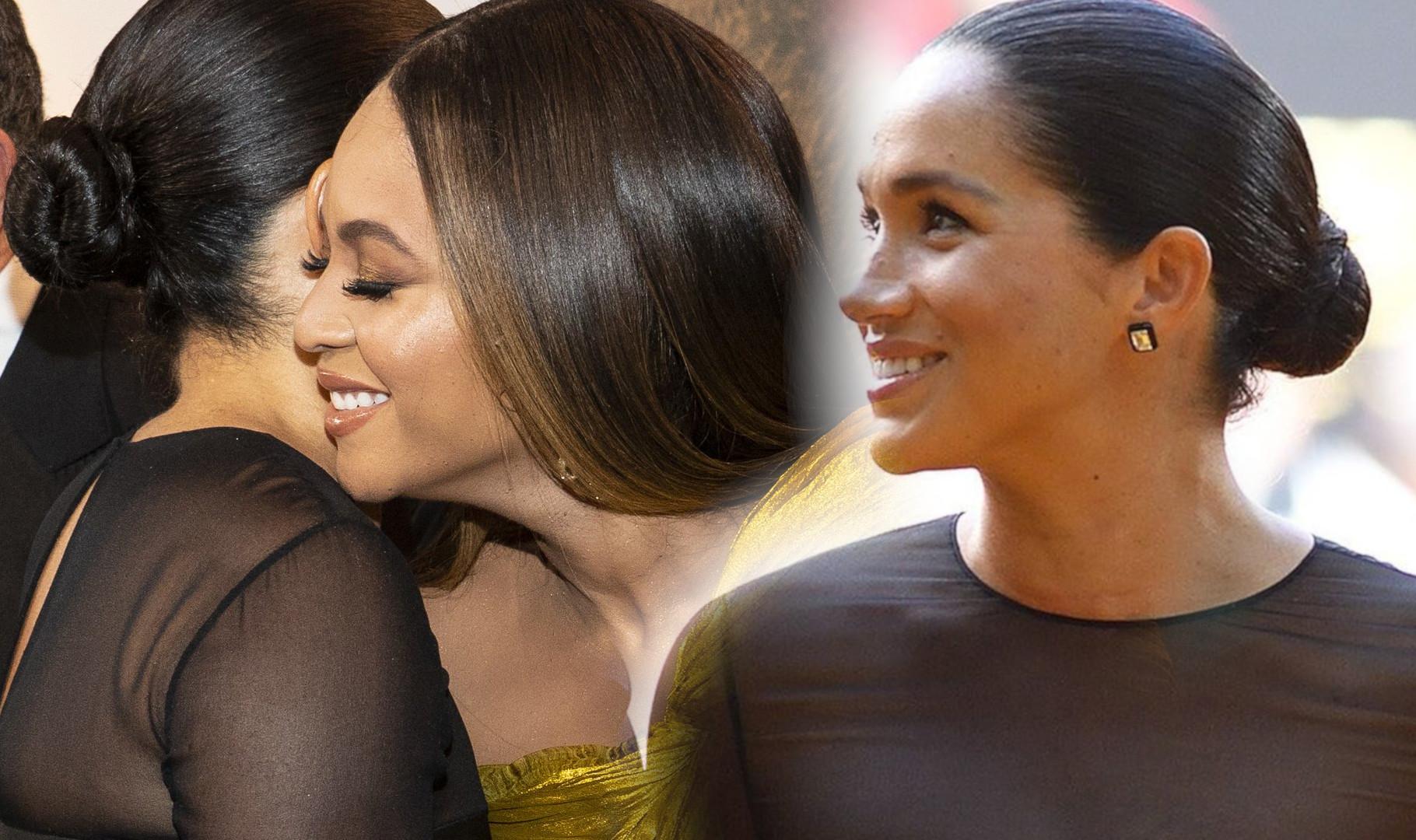 W mediach zawrzało! Ekspertka od mowy ciała o relacji Meghan Markle i Beyonce