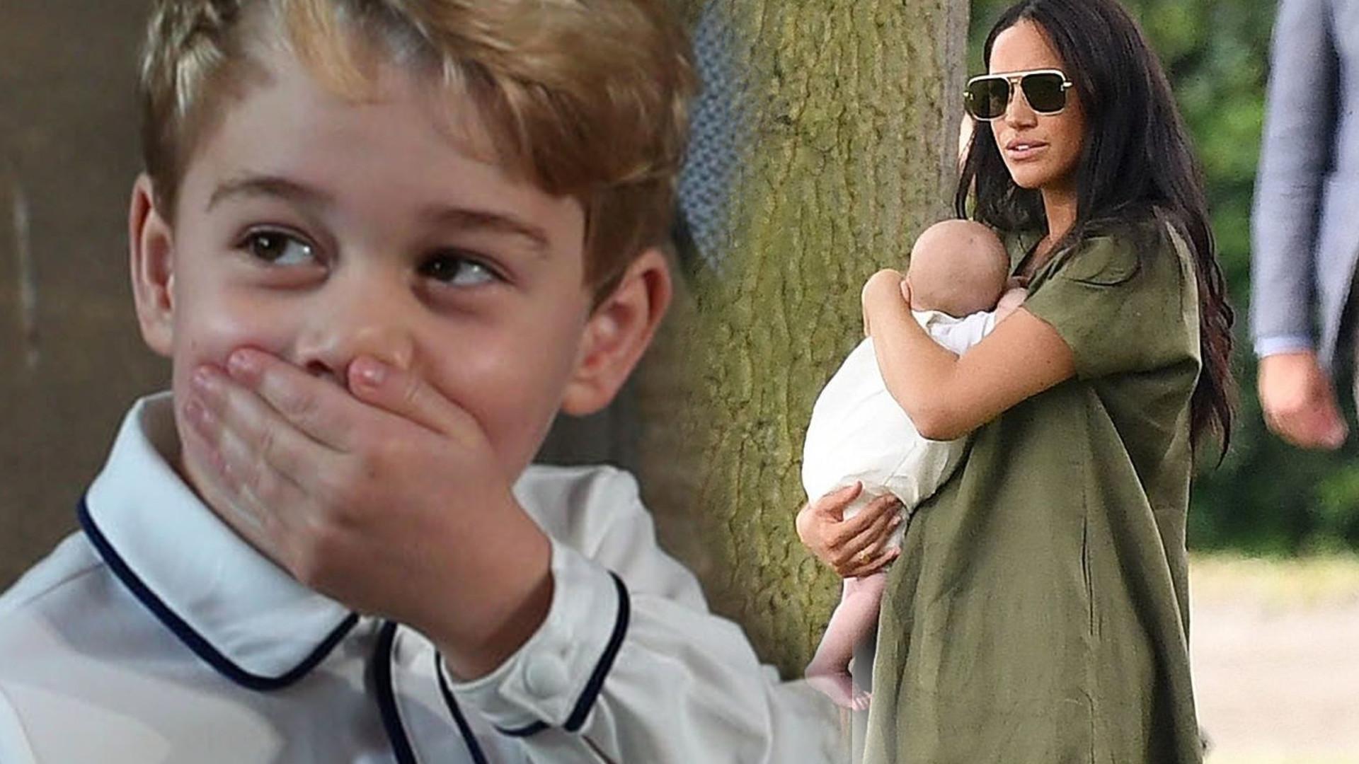 KAPRYS księżnej Meghan sprawił, że dzieci Kate Middleton poczuły się odtrącone
