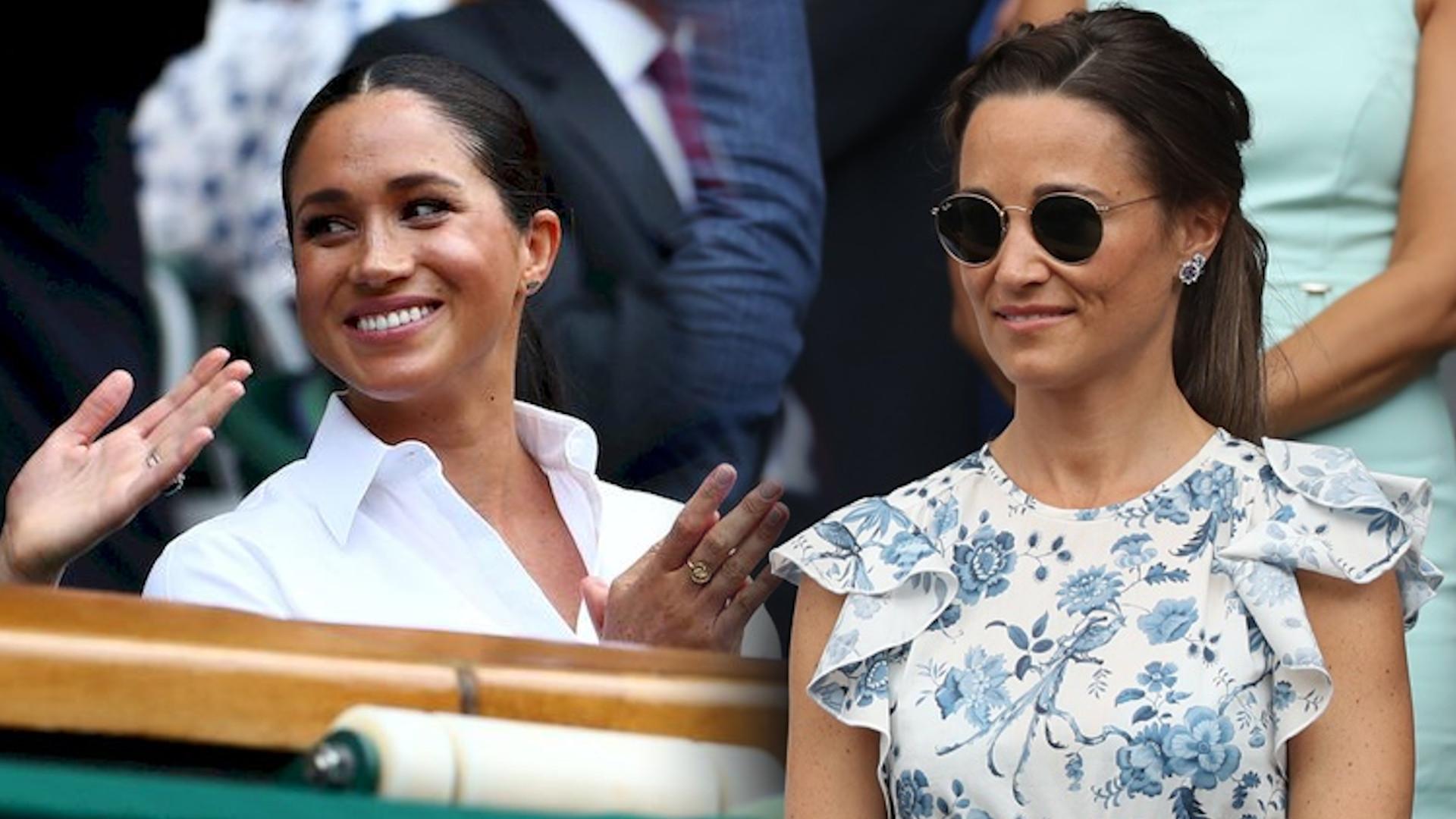 Pippa Middleton jest WŚCIEKŁA na księżną Meghan