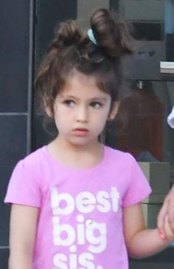 Wyatt - córka Mili Kunis i Ashtona Kutchera