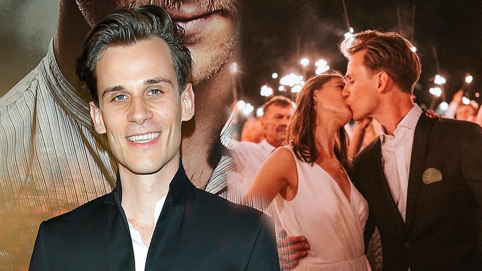 Marcel Sabat wziął ślub z piękną modelką (ZDJĘCIA)