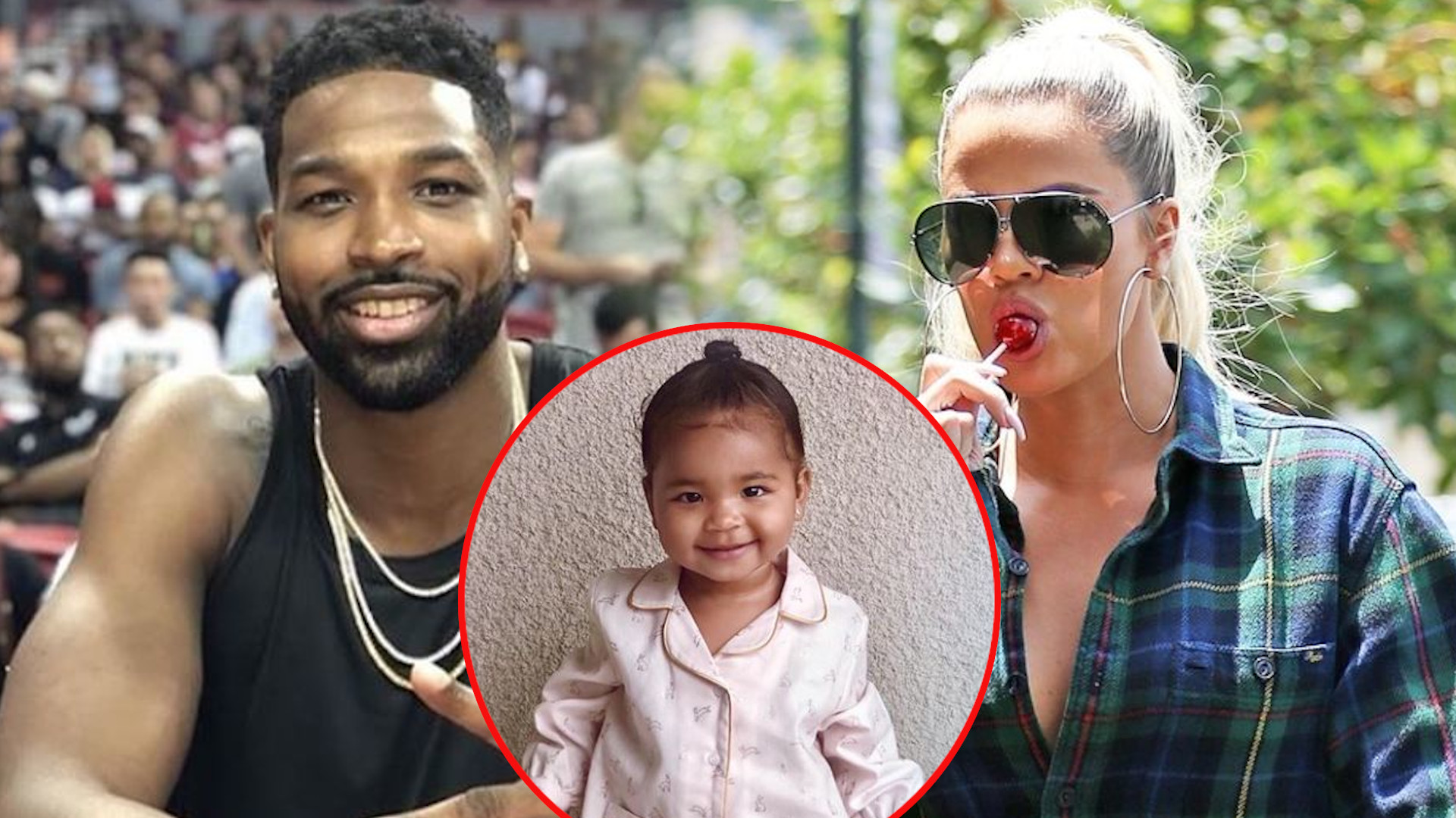 Ktoś napisał, że True jest bardzo podobna do Tristana Thompsona – odpowiedź Khloe Kardashian zaskakuje
