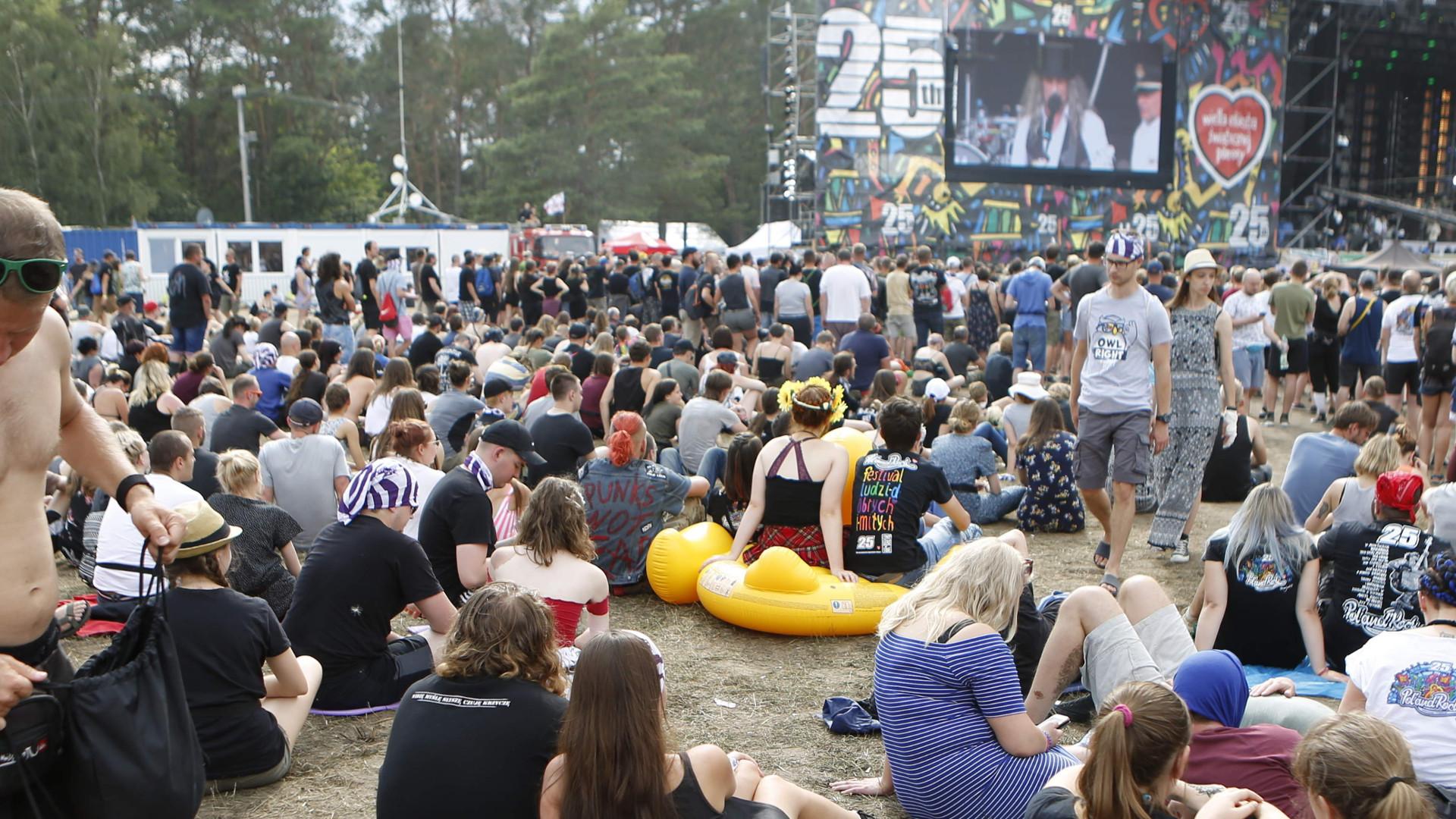 Śmierć na Pol'and'Rock Festival 2019 – znaleziono ciało drugiej osoby