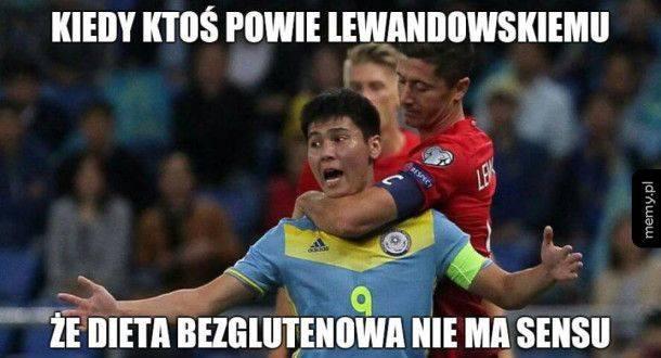 Robert Lewandowski kończy 31 lat. Najlepsze MEMY – internauci nie mają litości….