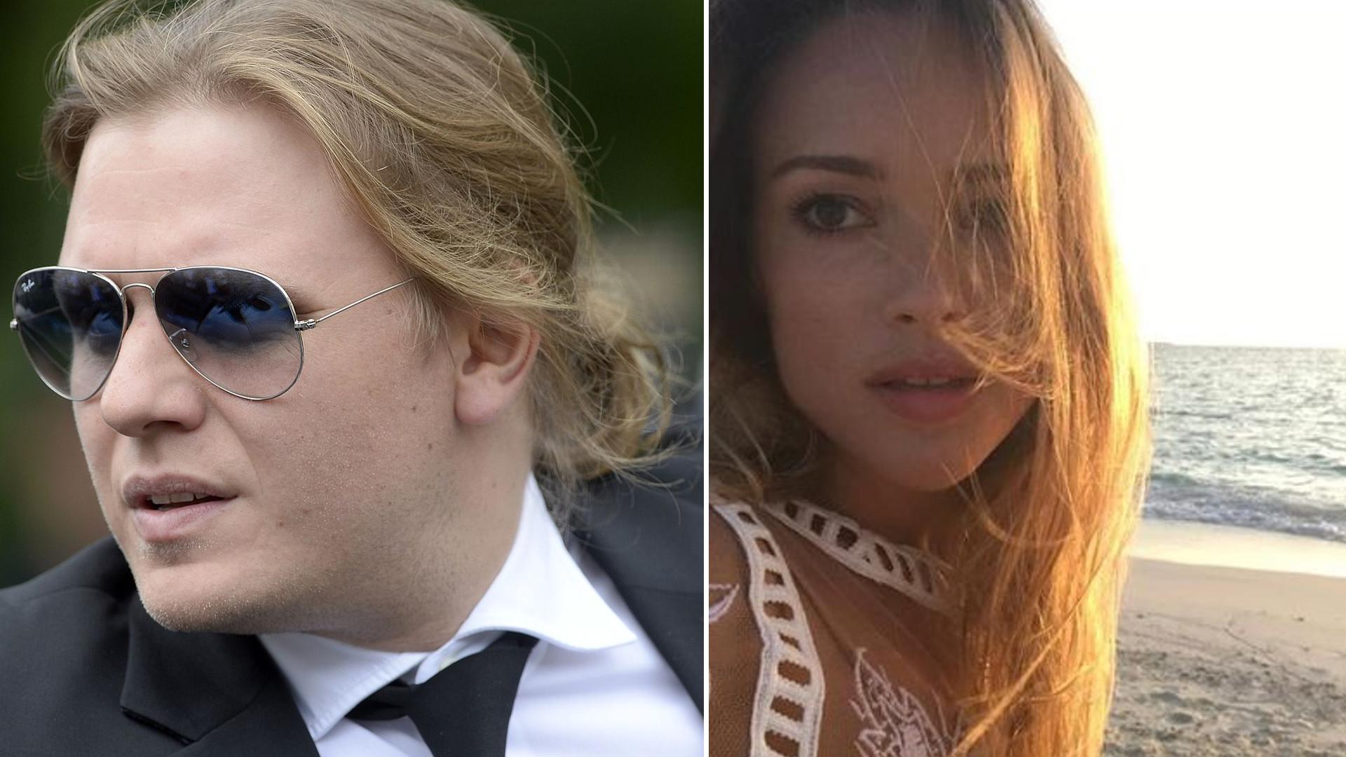 Alicja Bachleda-Curuś, była dziewczyna Piotra Staraka na swoim Instagramie: Piotruś, niech Bóg ma Cię w swojej opiece