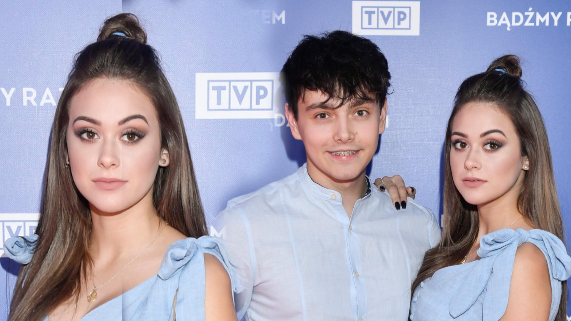 Sylwia Przybysz tą sukienką na pewno nie uciszyła plotek o ciąży. 22-letni youtuber zostanie ojcem?