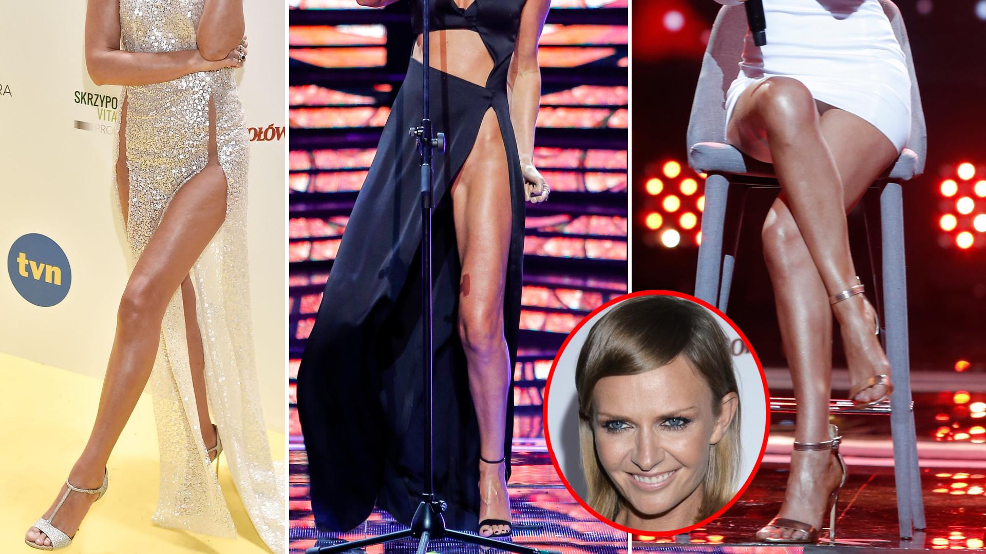 MEGA nogi Kasi Stankiewicz – najgorętsze stylówki gwiazdy, w których Kasia pokazała, jaka jest zgrabna