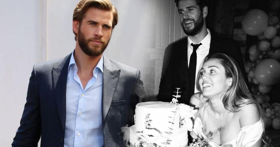 Liam Hemsworth komentuje rozstanie z Miley Cyrus g