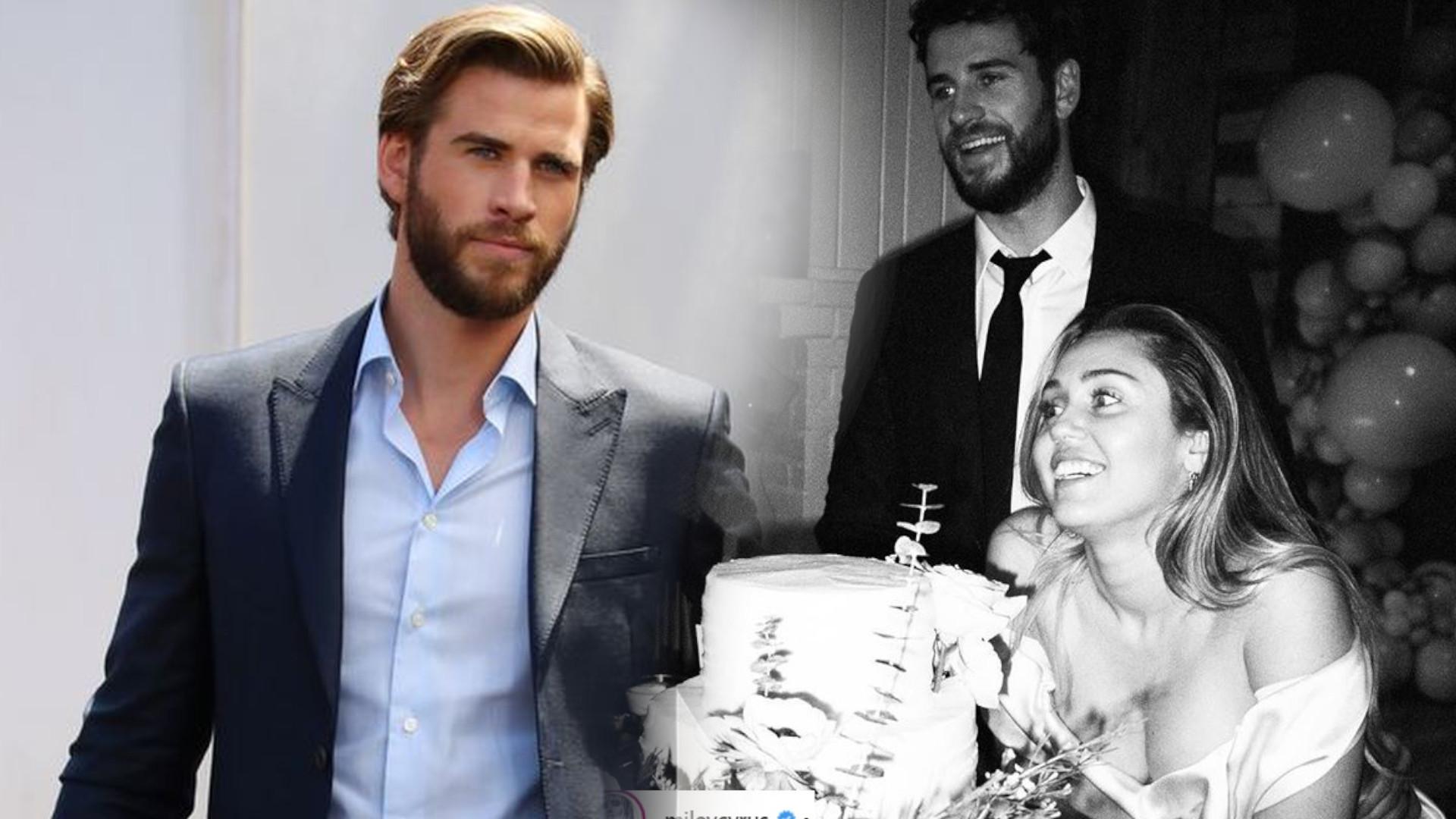 Liam Hemsworth KOMENTUJE na Instagramie ROZSTANIE z Miley Cyrus